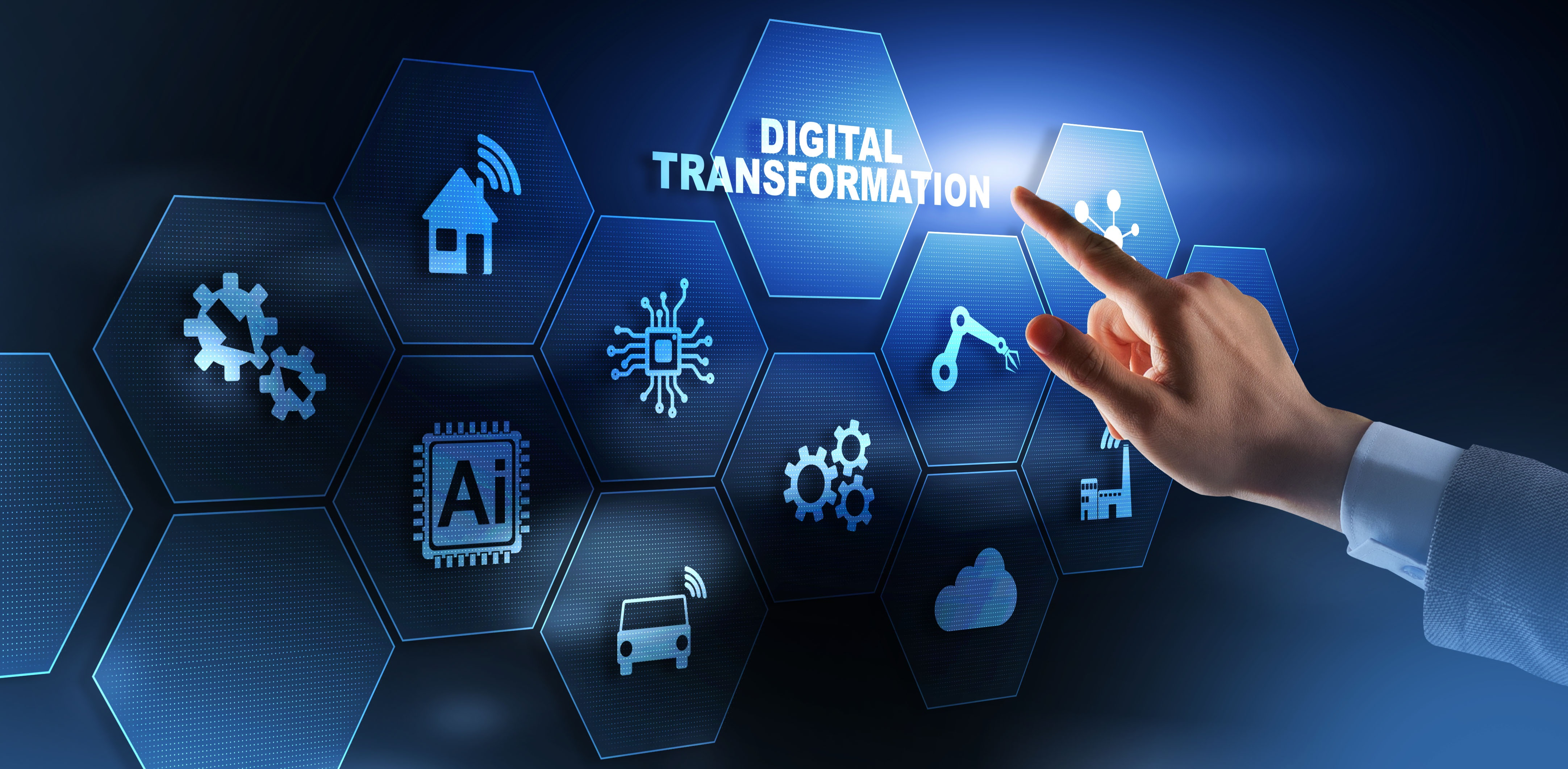 Five Reasons Why Your Firm's Digital Transformation Efforts are Failing